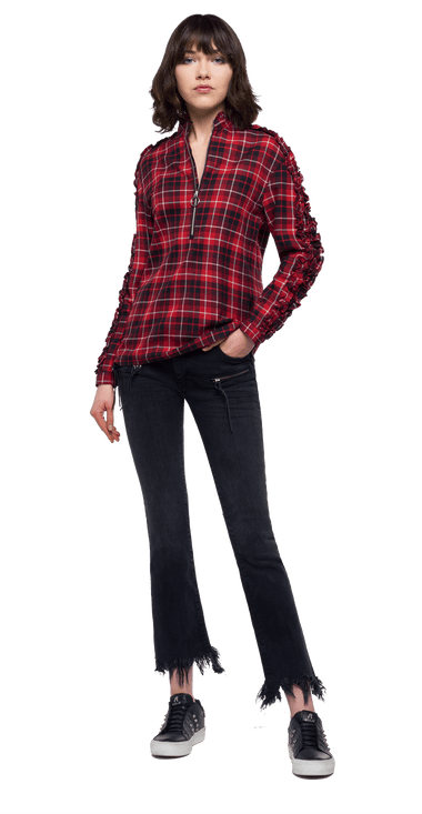 Camisa-Para-Mujer-Replay