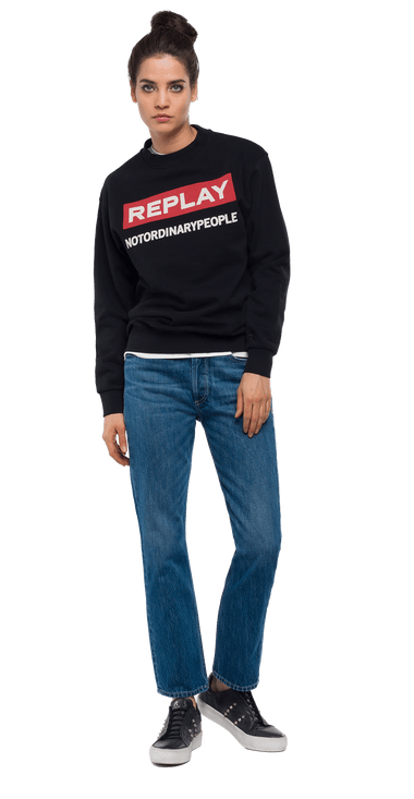 73c2ebdf78 Mujer - Buzos L – Replay Jeans