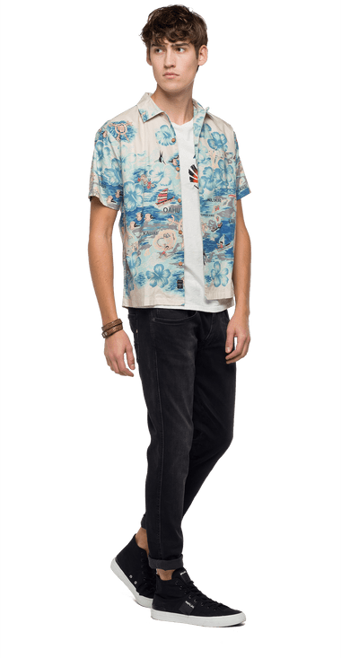 M498500071448010S-Camisa-Para-Hombre-Shirt