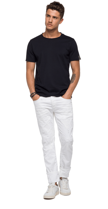 Hombre Jeans Jeans Straight Fit 36 Replay Jeans