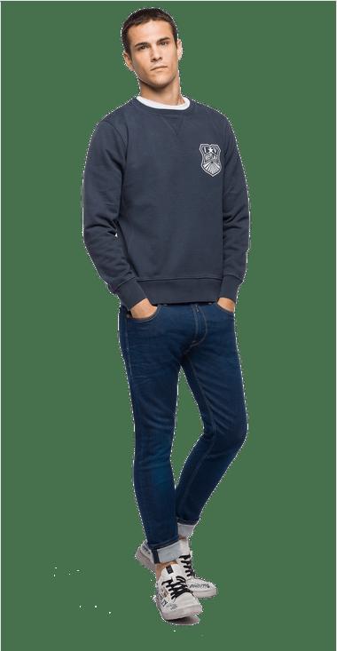 f9ffa4e089 Buzo Para Hombre Compact Fleece Escudo