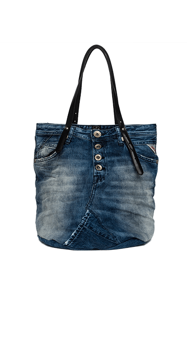 FW3637005A0181A901U-Bolso-Para-Mujer-Denim-Leather