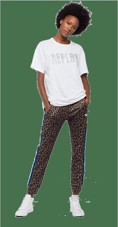-Camisetas-Para-Mujer-Replay