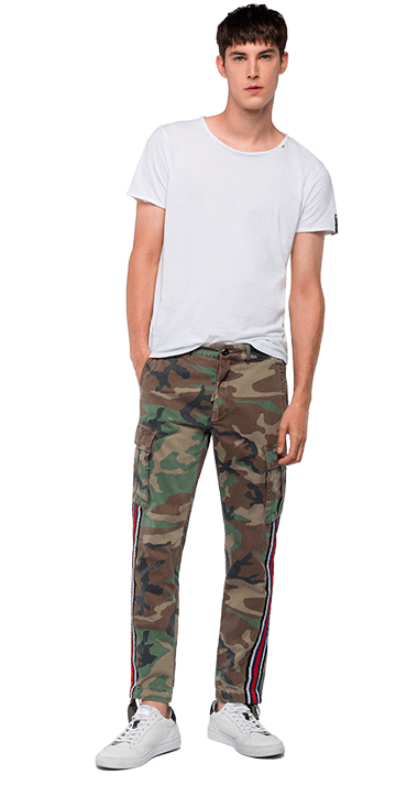 Jean-Para-Hombre-Trousers-Verde-30-Replay
