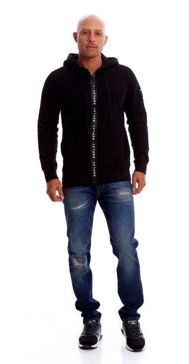 Buzo-Para-Hombre-Cotton-Fleece-Replay