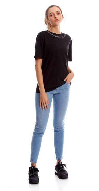 Camiseta-Para-Mujer-Single-Jersey-Replay