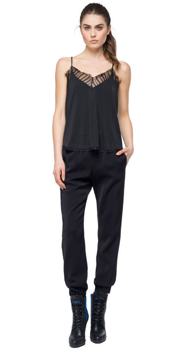 Camisa-Para-Mujer-Light-Modal-Stretch-Jersey-Replay