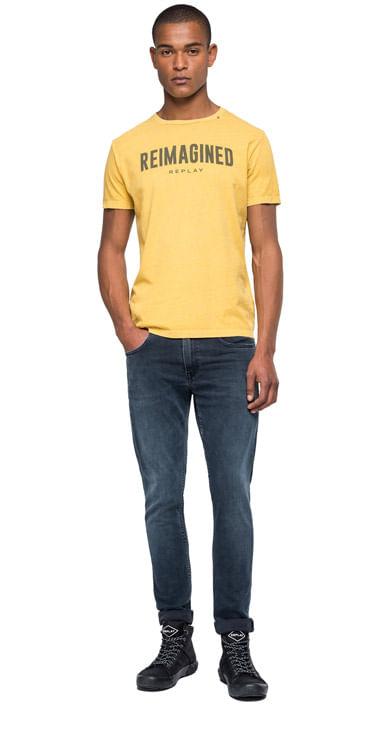 Camiseta-Para-Hombre-Hand-Dry-Jersey-Replay
