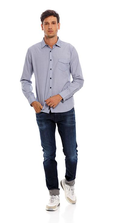 camisa-para-hombre-miniprint-trama-replay