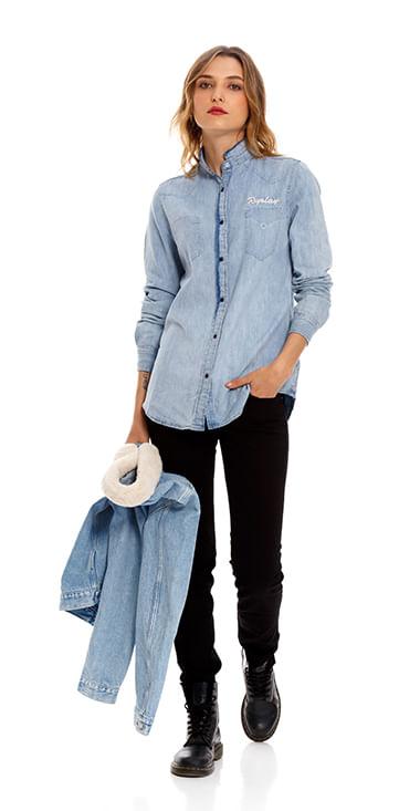camisa-para-mujer-shirt-replay
