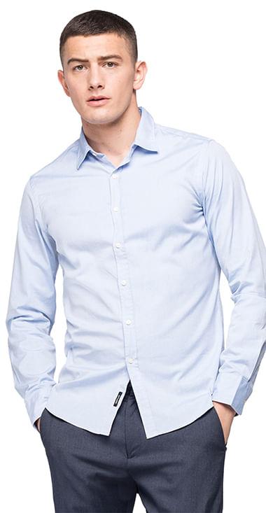 Camisa--Para-Hombre-Pin-Point-Replay