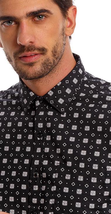 Camisa-Para-Hombre-Alloverprinted-Replay