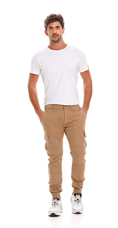 Pantalon-Cargo-Para-Hombre-Cargo-Replay