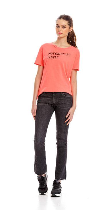 Camiseta-Para-Mujer-Light-Contton-Jersey-Replay