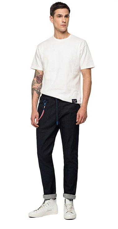 Jean-Stretch-Para-Hombre-Tapered-Relax-Psg-Replay