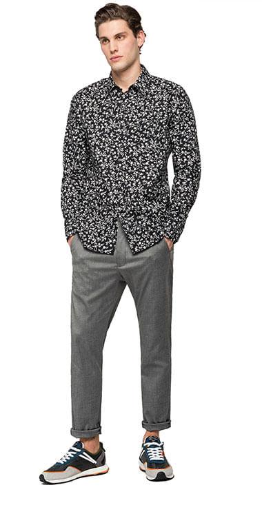 Camisa-Para-Hombre-All-Over-Printed-Pop-Replay