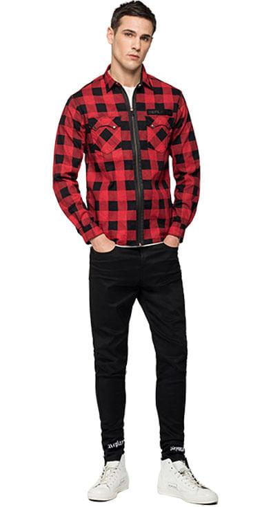 Camisa-Para-Hombre-Njr-Shirt-Capsule-Replay