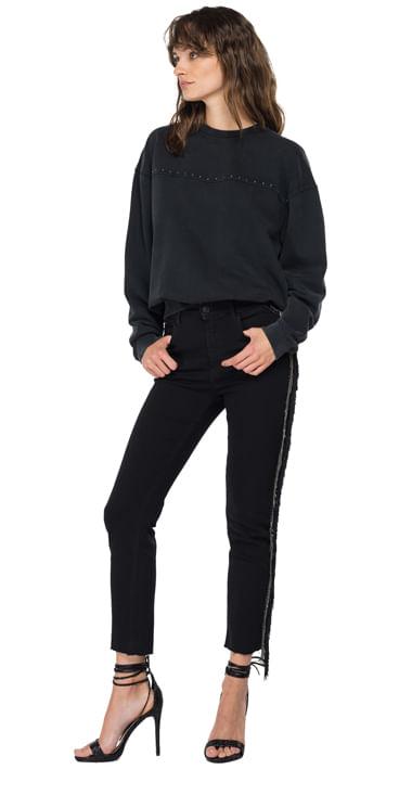 Buzo-Cerrado-Para-Mujer-Garment-Dyed-Cotton-Fleece-Replay